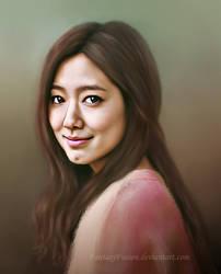 Park Shin-Hye - Portrait