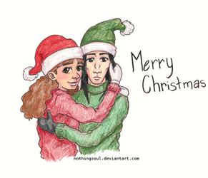 Merry Christmas by NothingSoul