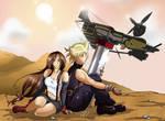 Final Fantasy VII Moments - Under the Highwind