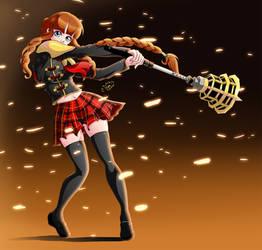 Fires of Suzaku: Cinque