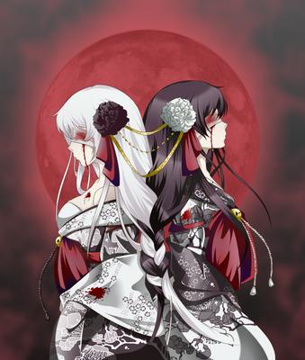 Blind Twins by DarkRinoa88