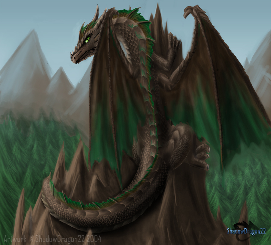 Anila, Goddess of the Elements Earth_dragon_by_shadowdragon22