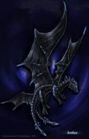 Dragon - Arethus by ShadowDragon22