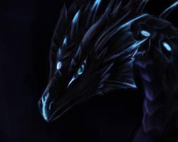 Arethus headshot thingy by ShadowDragon22