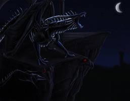 Collab: Fury by ShadowDragon22