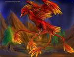 Phoenix - Art Trade with Shini