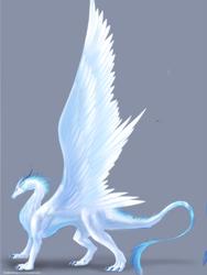 Briseas Dragon Commission by ShadowDragon22