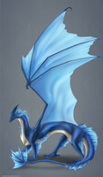 Leviathan Dragon Commission