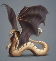 Apep Naga Commission by ShadowDragon22