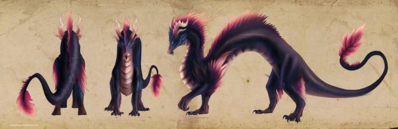 Ran Dragon Commission
