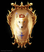 King/Queen Emblem Commission by ShadowDragon22