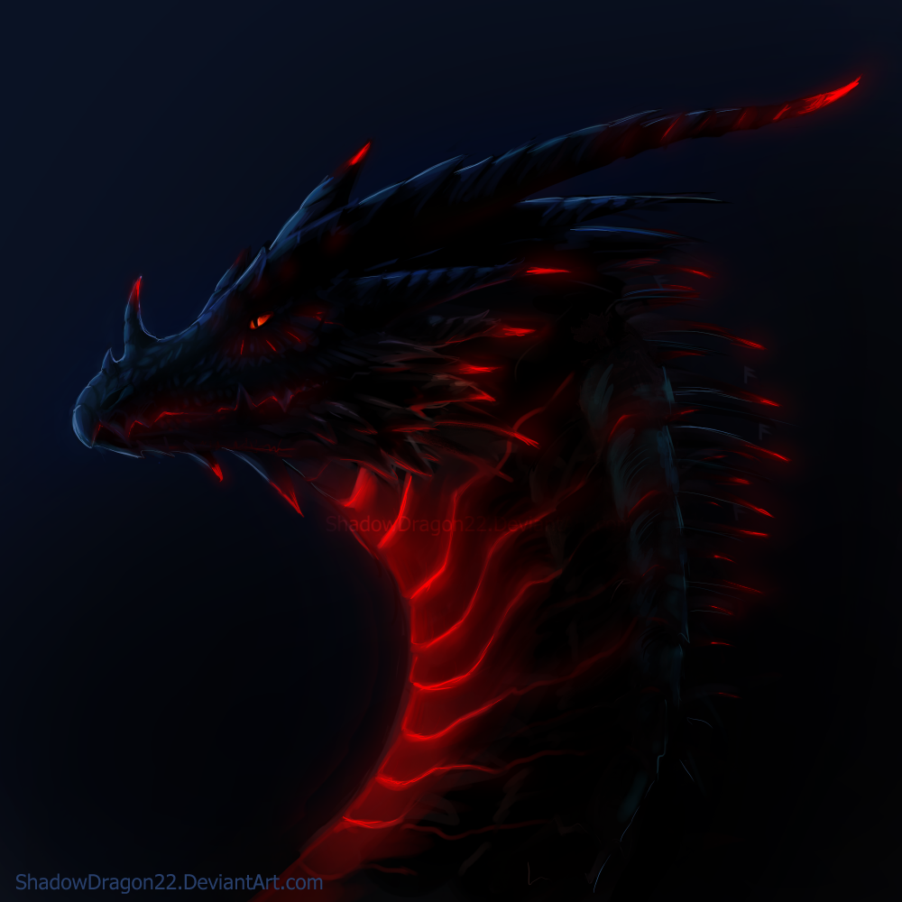 Dragon of the Red Glowies