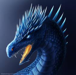 HoMM3 Azure Dragon