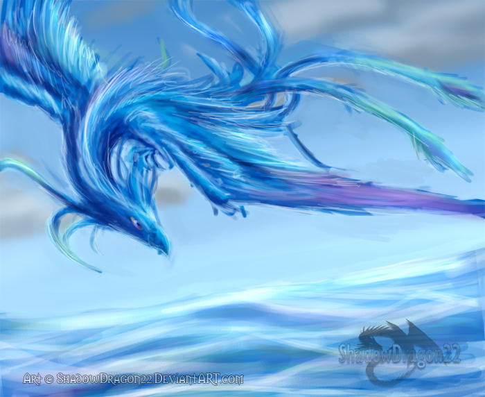 water phoenix by shadowdragon22 on deviantart
