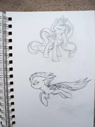 Daily Sketch 0002 by vaser888