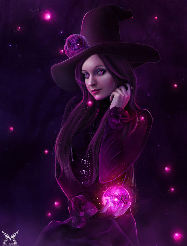 Beauty Witch