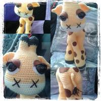 Flick the giraffe