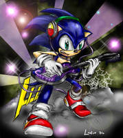 Sonic Jammin' by Looby-the-Pirate
