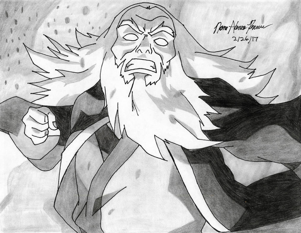 Avatar Roku Drawing by...