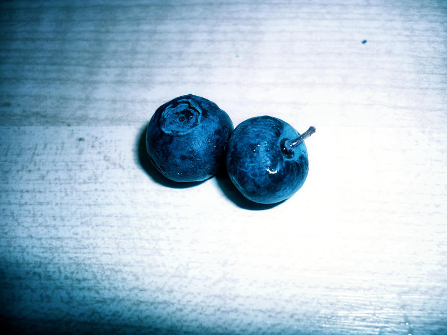 The Bluest Blueberries by IoannisCleary