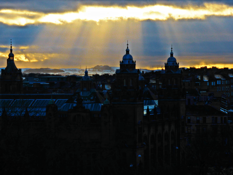 Last Friday in Glasgow -Outtake- 1 by IoannisCleary
