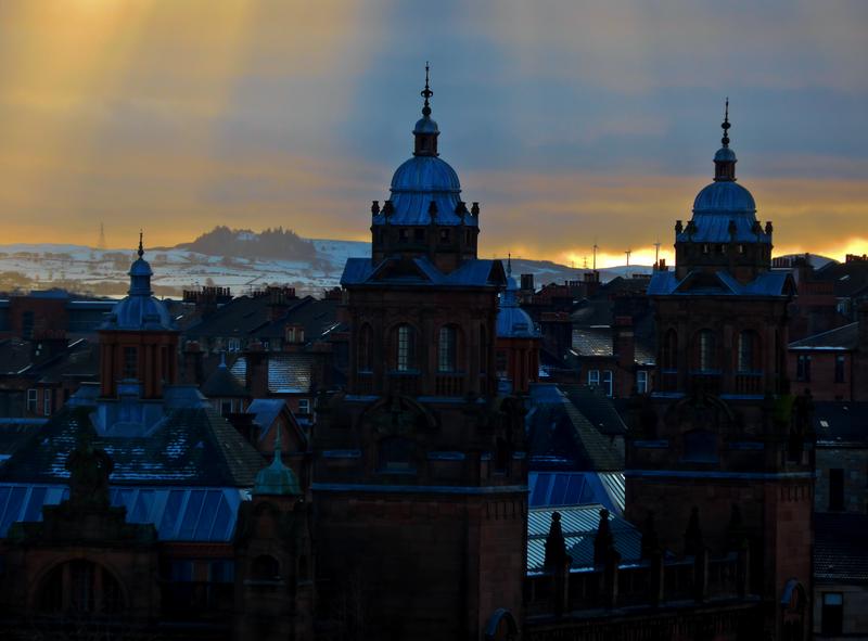 Last Friday in Glasgow -Outtake- 2 by IoannisCleary
