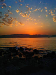Greece Sunset 2010 -4- by IoannisCleary