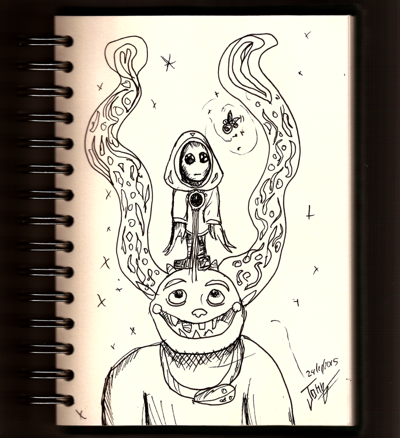 Daily sketch no.59 -Random Characters- by IoannisCleary