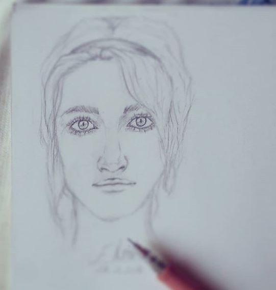 Portrait by Eva0707