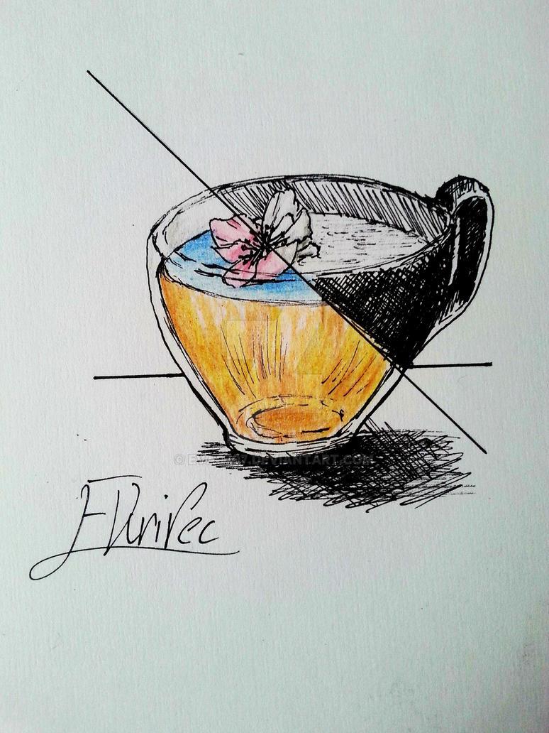 Cup of tea by Eva0707