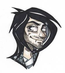 Jacky portrait by AngiePineda