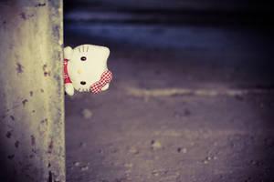 hello kitty by sinchukoff