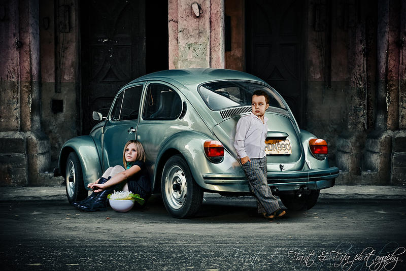 Havana lovers by sinchukoff
