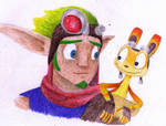 Jak 3 and Daxter