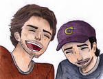 luke and Nick