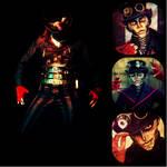 Collage of my Rabbit edits!
