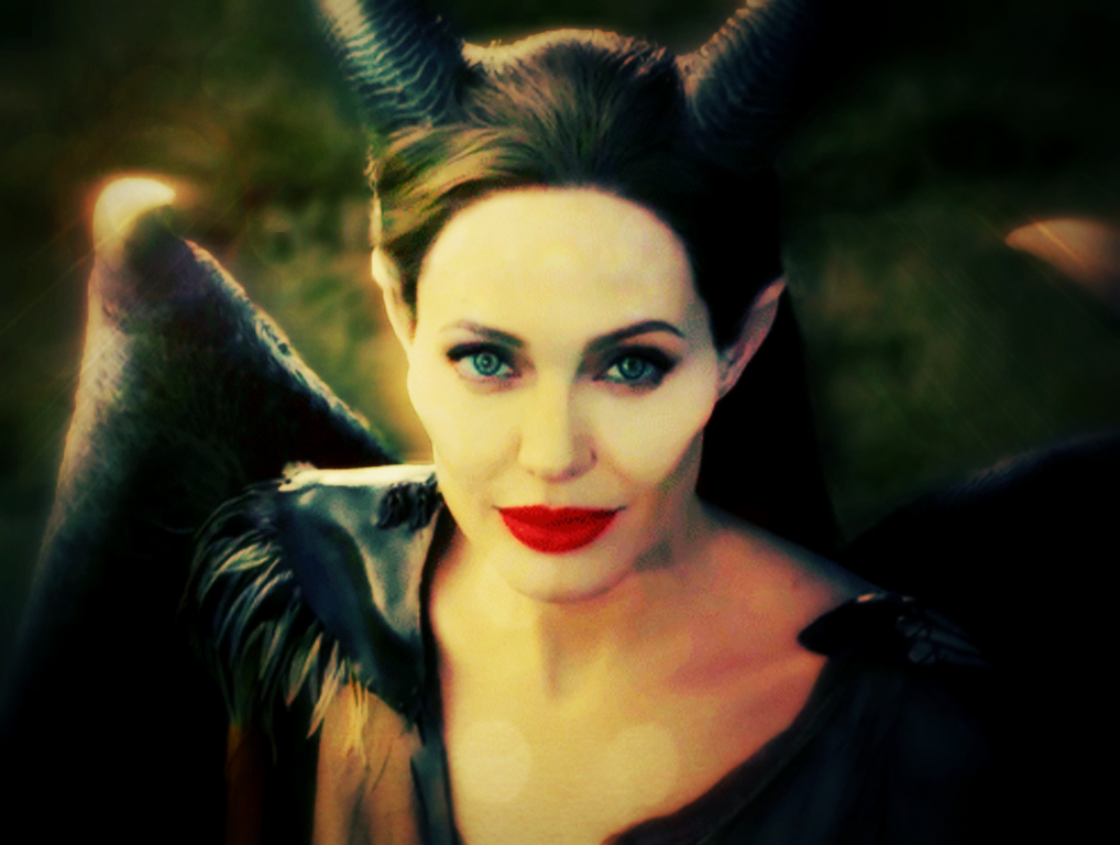 Maleficent [edit 2] by ZoraSteam on DeviantArt