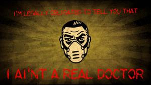 Dr. Zed Wallpaper