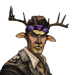 Handsome Jack is a faun