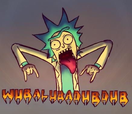 WUBALUBADUBDUB!!! by ZoraSteam