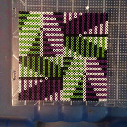 Perler abstract