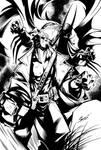 Sandoval Hellboy Batman