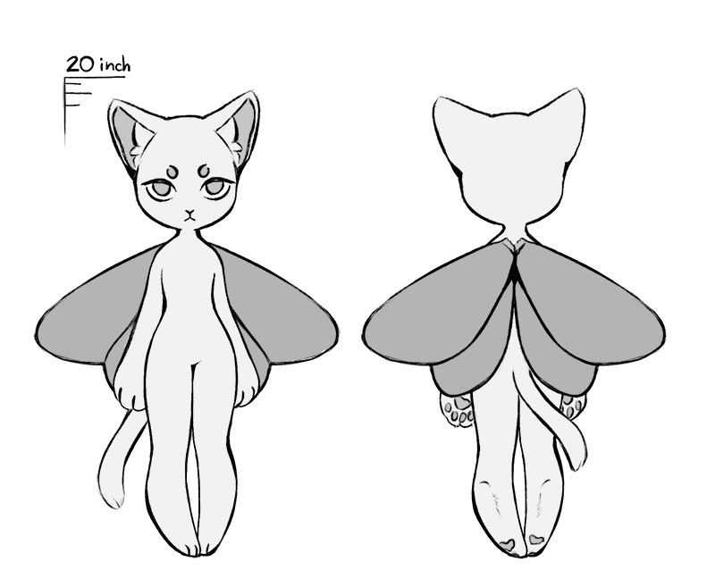 Molicat species guide by Isavi on DeviantArt