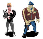 Mobster Characters