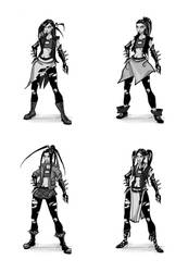 Airah - Preliminary Concepts by cruzarte