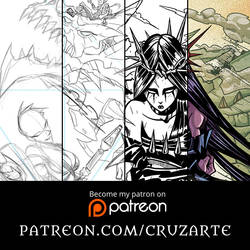 Condemnarum - Exclusives for Patrons by cruzarte
