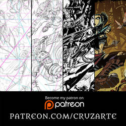 Condemnarum Process - Exclusives for Patrons by cruzarte