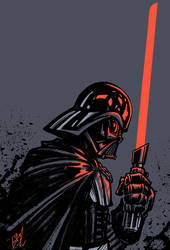 Vader - Patron Reward - Timelapse Video by cruzarte
