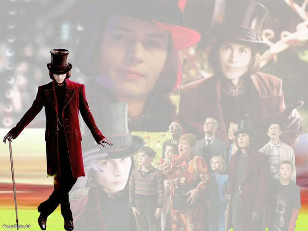 willy wonka wallpaper by clearwillow on deviantart