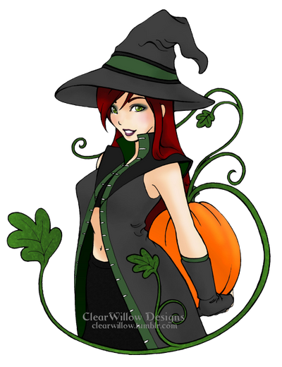 Bewitching by ClearWillow